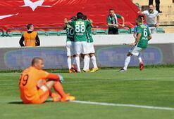 Bursaspor - Karabükspor: 7-1