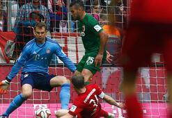Bayern Münih - Ausburg: 0-1