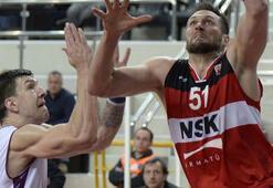 NSK Eskişehir Basket küme düştü
