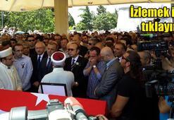 Yaşar Nuri Öztürk son yolculuğuna uğurlandı