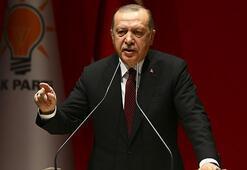 Cumhurbaşkanı Erdoğan: Tüm dünyaya ilan ediyorum...