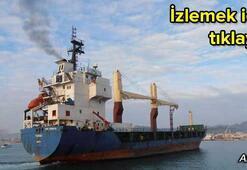 Türk gemisi bombalandı: 1 ölü