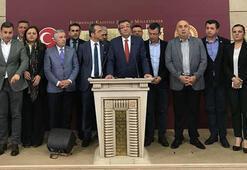 Son dakika: CHPli 15 milletvekili istifa edip İYİ Partiye geçti