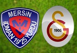 Mersin İdmanyurdu Galatasaray maç sonucu ve özeti