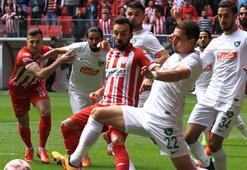 Samsunspor-Denizlispor: 2-2