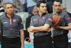 Basketbol hakemlerinden Beşiktaş taraftarı ve yöneticilerine kınama