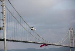 Erdoğan, Osmangazi Köprüsü açılış töreninde müjdeyi verdi