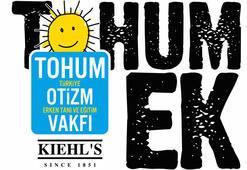 """Kiehl's ve Tohum Otizm Vakfından """"Bir Tohum Ek"""""""