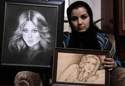 Afgan kızın en büyük hayali