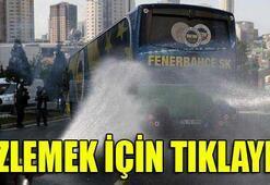 Fenerbahçe Ülkere Madride uğurlandı