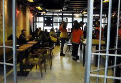 Yalovada hapishane konseptli kafe