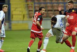 Kardemir Karabükspor - Eskişehirspor: 2-2
