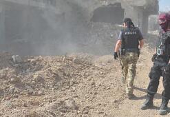 Nusaybinde PKK tuzakları böyle imha ediliyor