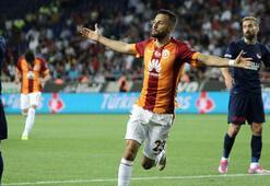 Mersin İdman Yurdu - Galatasaray: 0-1