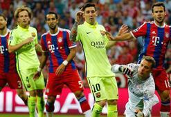 Bayern Münih - Barcelona: 3-2