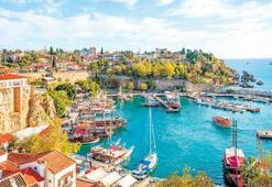 Akdeniz'de  tarih ve doğa  sizi bekliyor