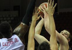 Gaziantep Basketbol: 79  -  Sakarya Büyükşehir Belediyespor: 67