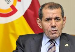 Dursun Özbek projelerini açıkladı