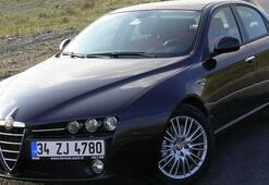 Alfa Romeo 159; Ruh Ve Güç Onda