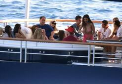 Suudi prens manştte, turizmci isyanda