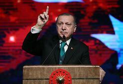 Cumhurbaşkanı Erdoğan, Zeytin Dalı harekatında öldürülen terörist sayısını açıkladı