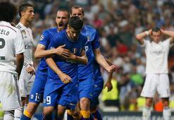 Real Madrid - Juventus: 1-1