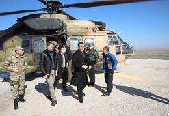 Türkiyenin yerli füzesi HİSAR-Anın test atışı başarıyla gerçekleşti