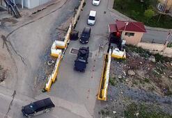 Drone destekli uyuşturucu operasyonu