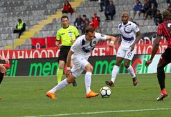 Gençlerbirliği 0 - 3 Osmanlıspor