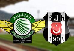 Akhisar Beşiktaş maç sonucu ve özeti