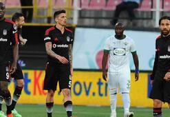 Akhisar Belediyespor - Beşiktaş: 1-1
