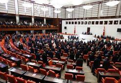 Meclis olağanüstü toplandı Ortak bildiri okundu