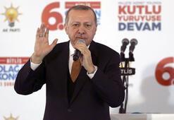 Cumhurbaşkanı Erdoğan: Ey bay Kemal Eğer yiğitsen açıkla...