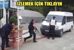 Trabzonda polise saldırı düzenlendi