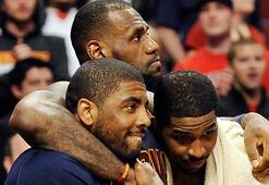 Cleveland finale yükseldi