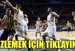 Real Madrid - Fenerbahçe Ülker: 96-87