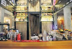Cadde'nin gastro  pub'ı