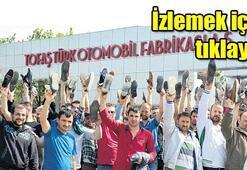 Renault ve Tofaş'ta üretime ara verildi