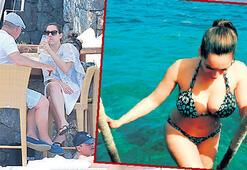 Kelly Brook Bodrum'da