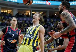 Fenerbahçe Doğuş - Baskonia: 95-89