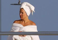 Yat güzeli Kate Hudson