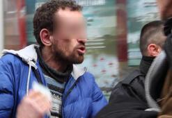 Tramvayda genç kızı taciz ettiği iddia edilen şüpheli linç edildi