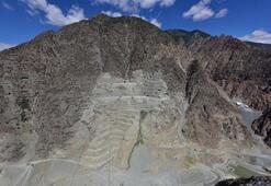 Yusufeli Barajının yüzde 60'ı tamamlandı