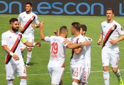 Balıkesirsporun Süper Lig serüveni kısa sürdü
