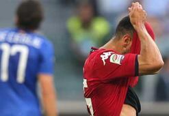 İtalyada düşen son takım Cagliari