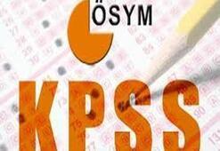 KPSS başvuruları ne zaman sona eriyor