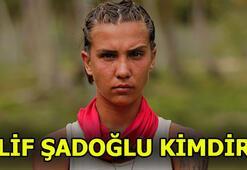 Survivor Elif Şadoğlu kimdir Ünlüler takımı 2018
