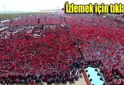İstanbulda tarihi miting, tarihi fotoğraf