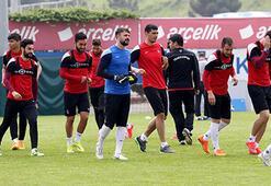 Trabzonsporda Balıkesir hazırlıkları sürüyor