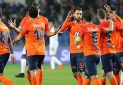 Medipol Başakşehir - Kayserispor: 3-1